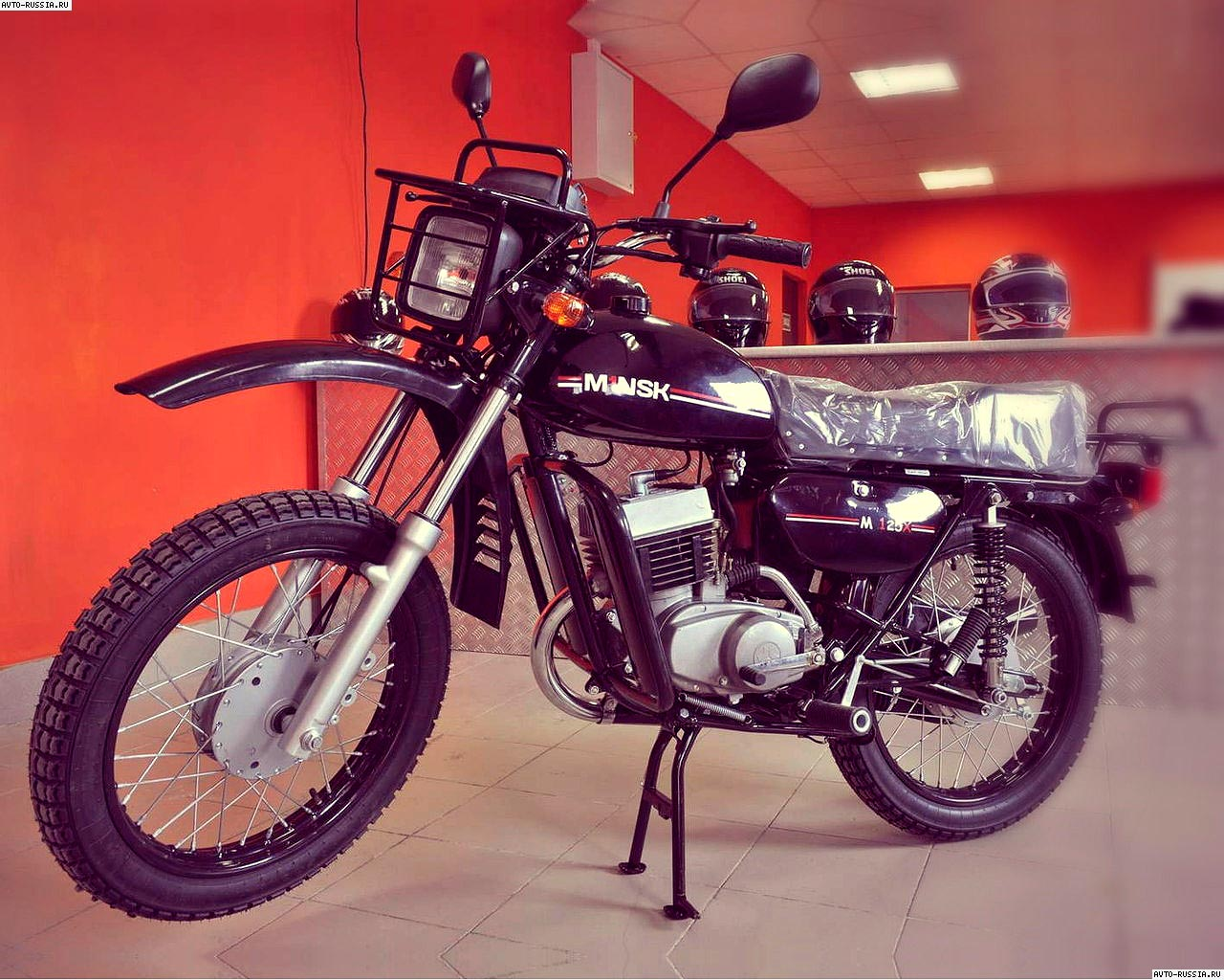 Мотоциклы Минск официальный #11